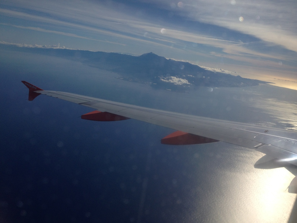 The island of Tenerife - Easy Jet