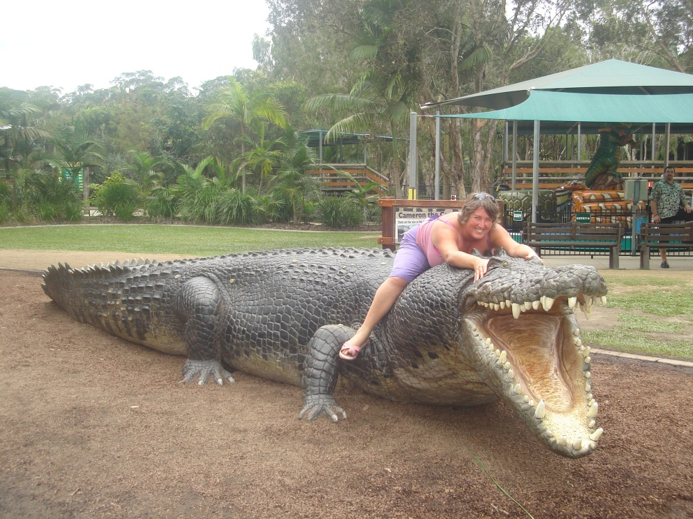Crocs in Australia