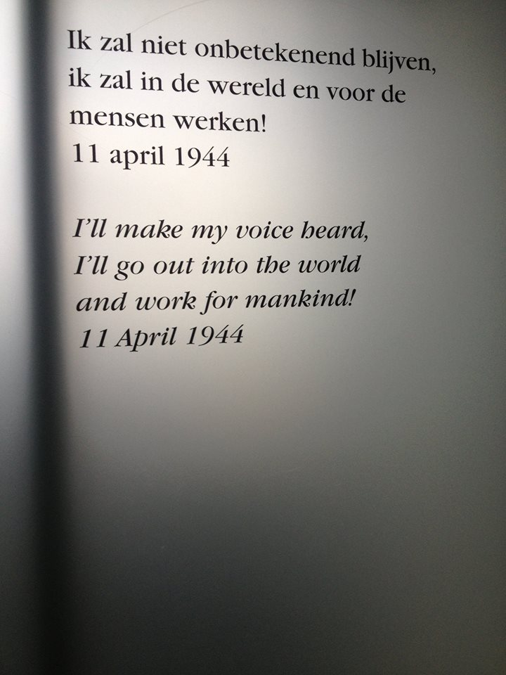 Amsterdam Anne Frank Museum