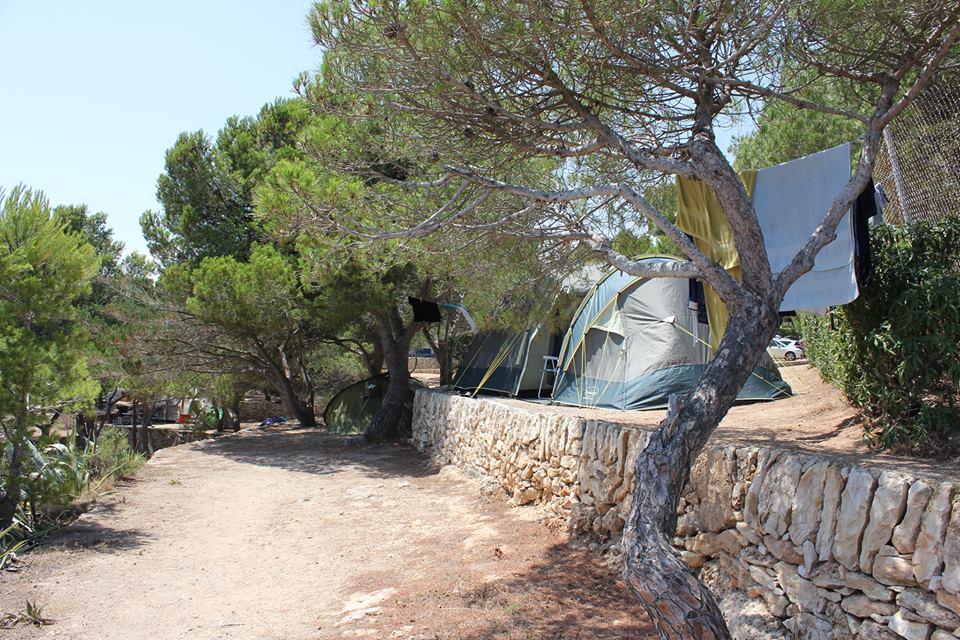 Spanish Campsites