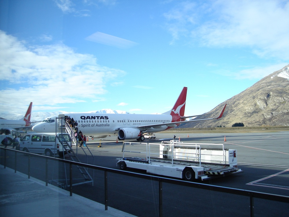 Airports New Zealand