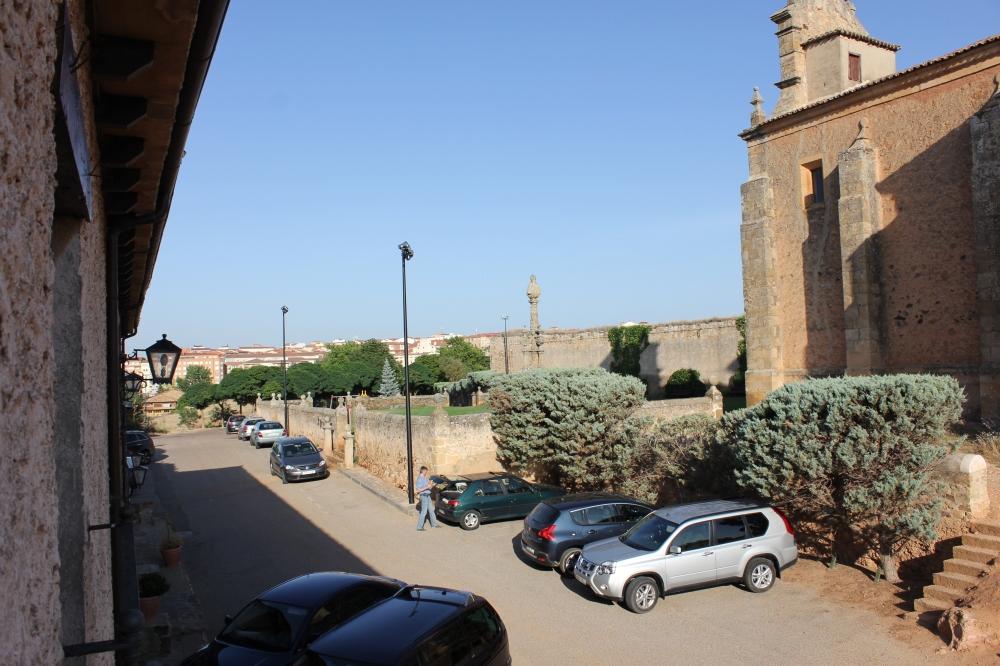 Historic spanish  buildings