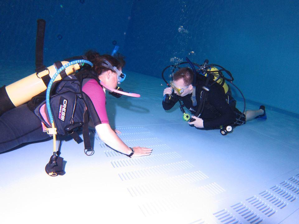 England scuba diving