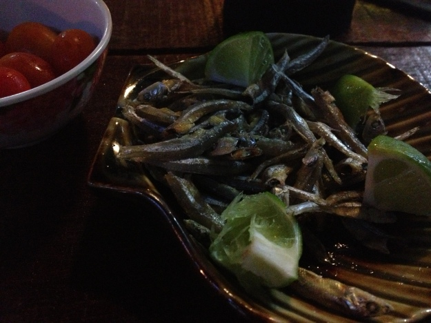 Thai fish food