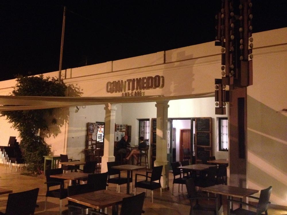 Ibiza Tapas Bars