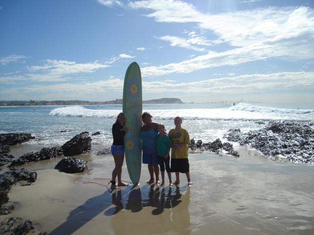 Surfer Chick Australia