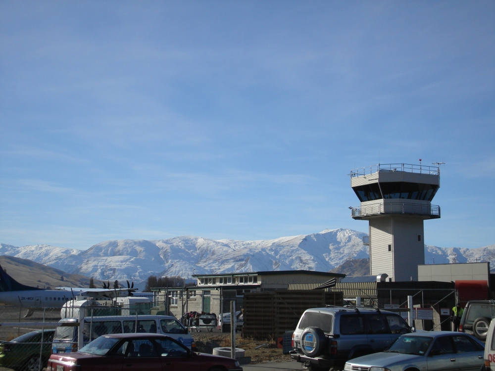 Airports in New Zealand
