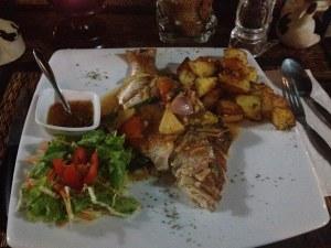 Koh Tao Food, Thailand