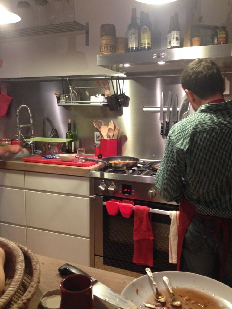 Yves kitchen