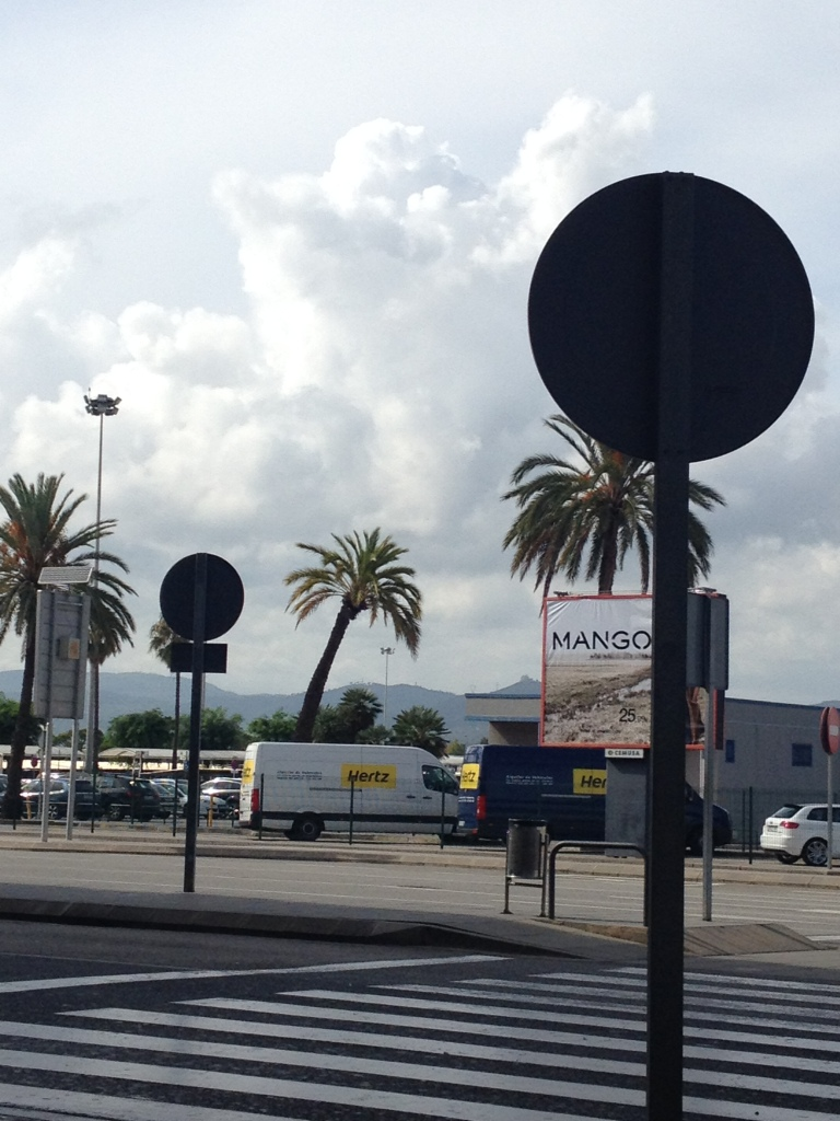 Solo travel to Barcelona